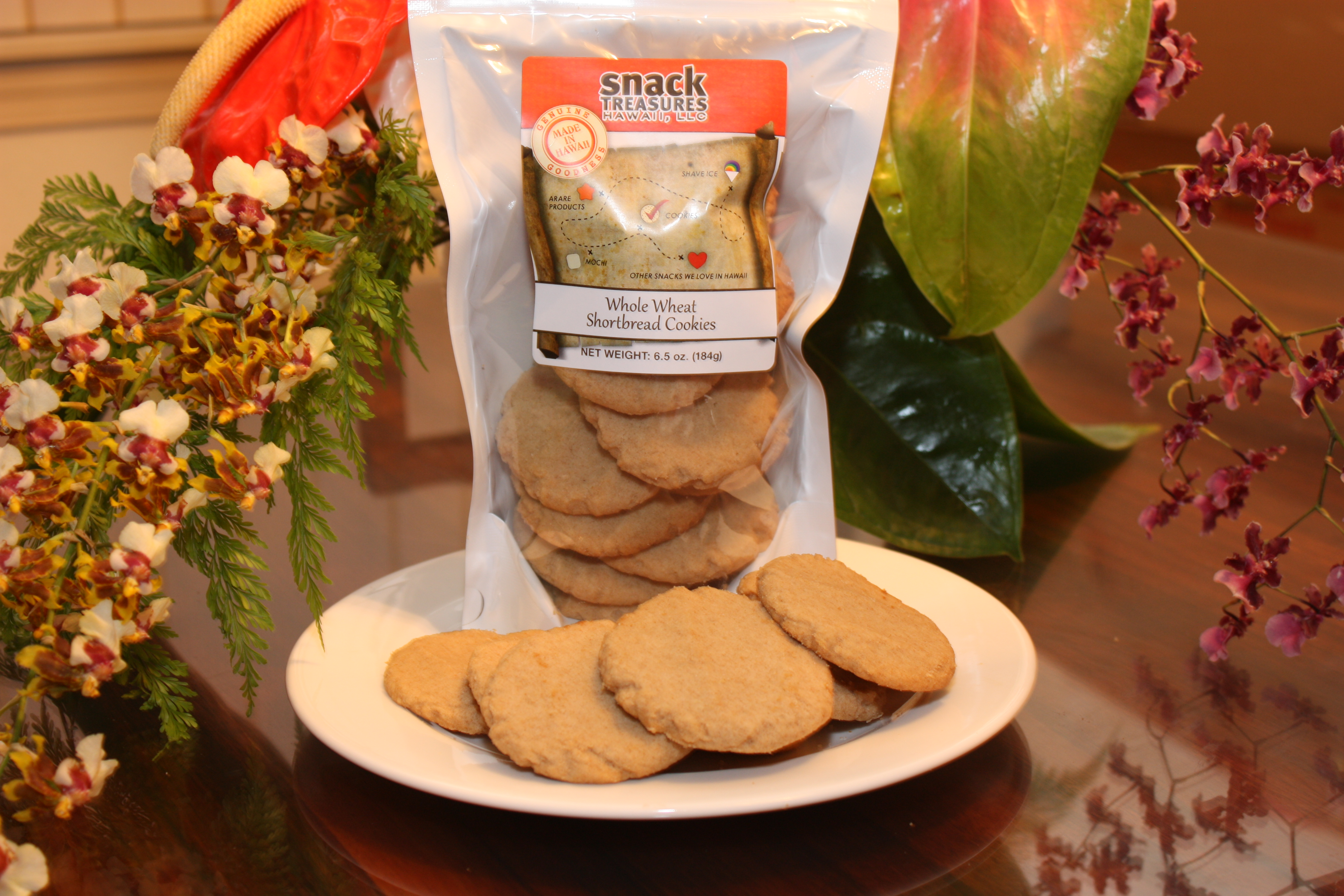Whole Wheat Shortbread All Varieties - 4 ounces - $5 6.5 ounces - $7
