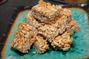 Po's Peanut Ginger Puff