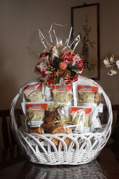Gift Baskets Snack Treasures Hawaii